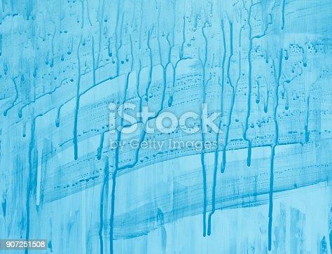 istock Textured paint background 907251508