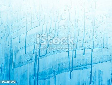 istock Textured paint background 907251590