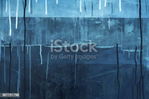 istock Textured paint background 907251798