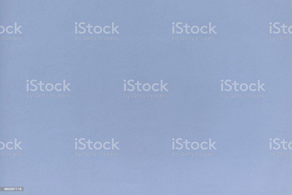 Teksturowane malowane niebieskie tło powierzchni ściany - Zbiór zdjęć royalty-free (Architektura)