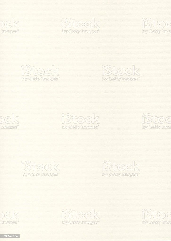 Textured paper - laid oyster sheet stock photo
