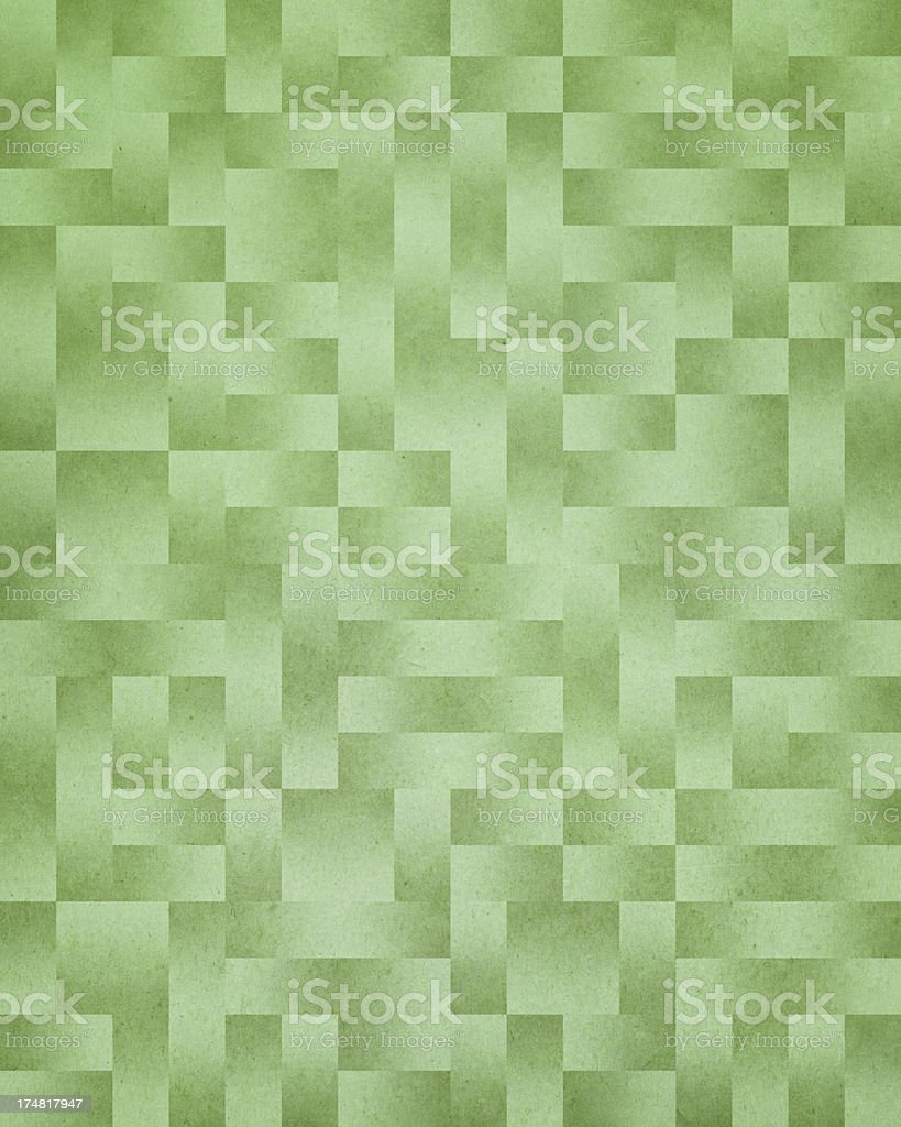textured paper with Art Deco pattern royalty-free stock photo