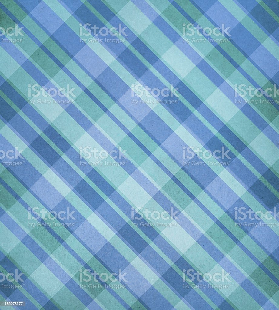 textured paper with plaid pattern stock photo
