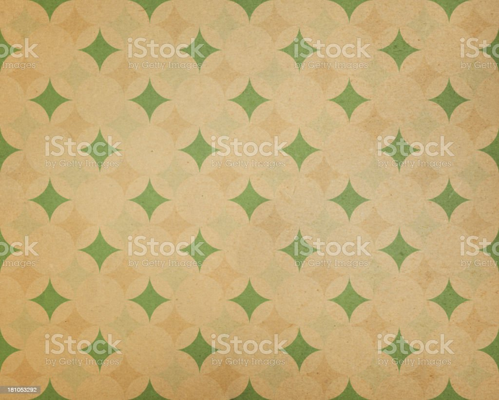 textured paper with star pattern stock photo
