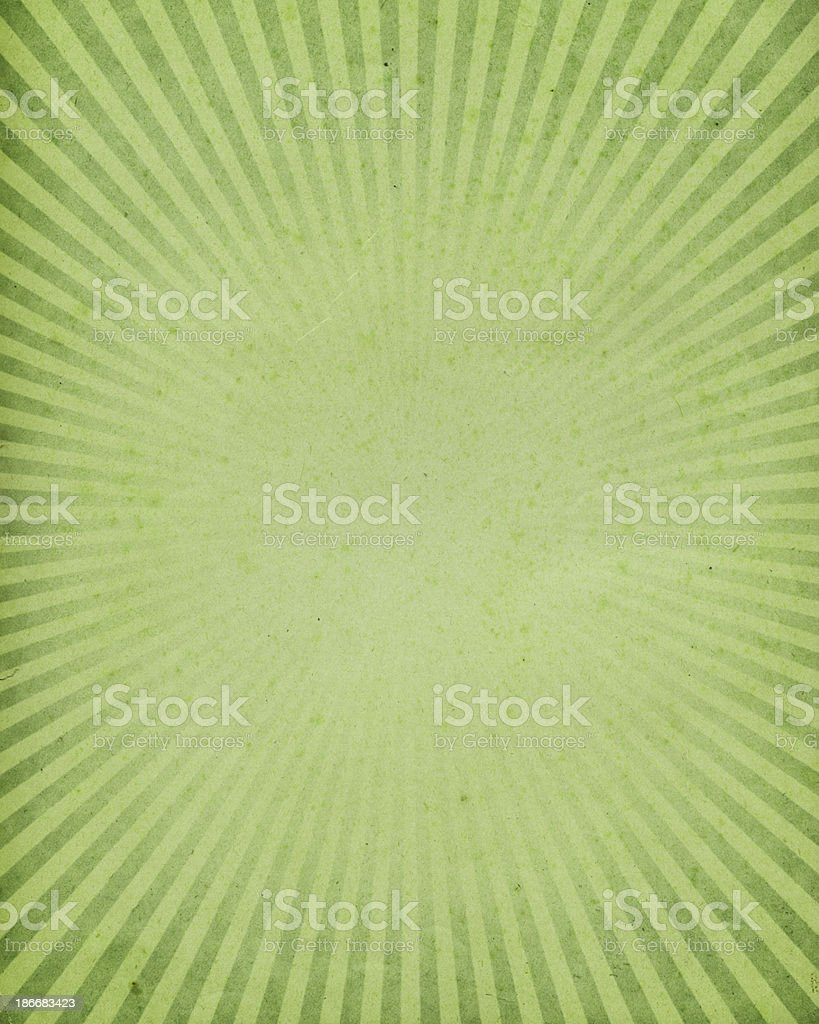 textured paper with starburst pattern stock photo