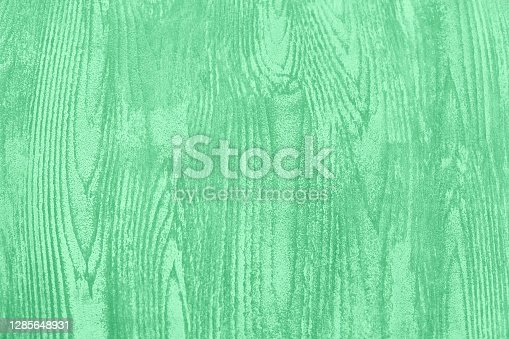 Textured putty on wall. Rough grunge wall background. Wall plastering