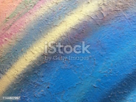 534130204istockphoto Textured rainbow painted background 1144602997