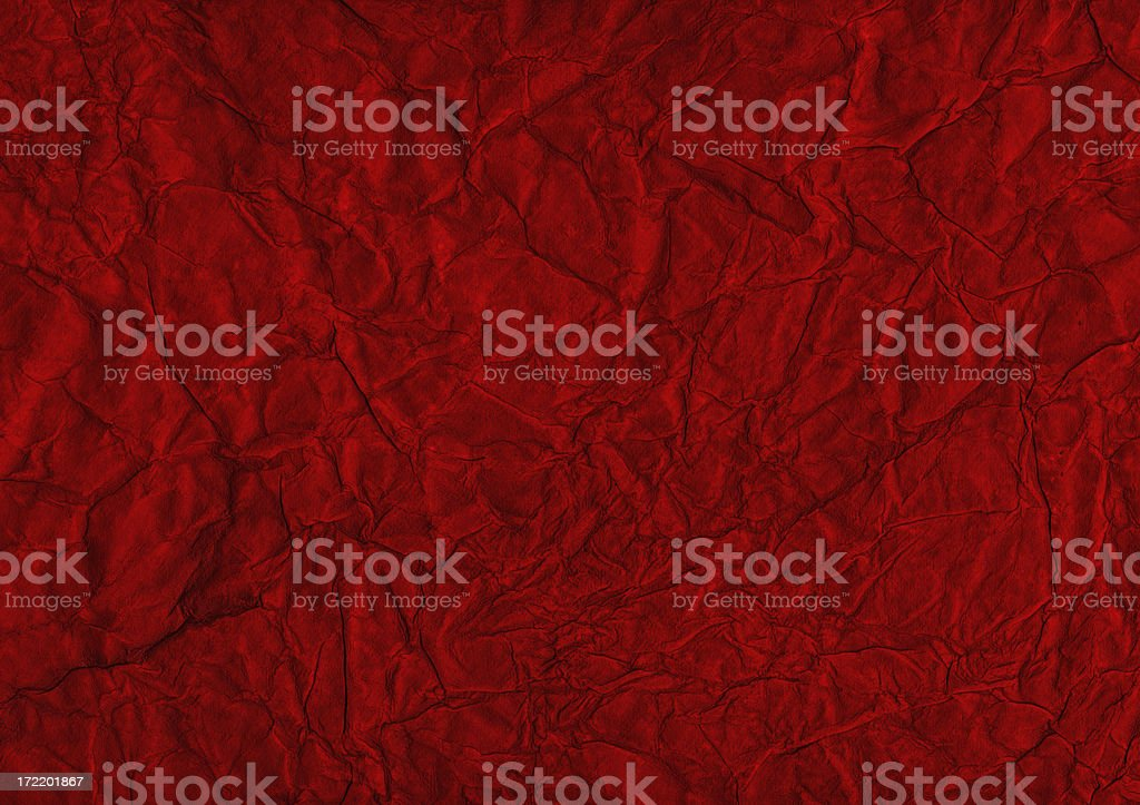 textured red paper royalty-free stock photo