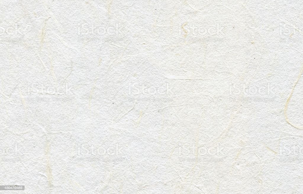 Textured rice paper background stock photo