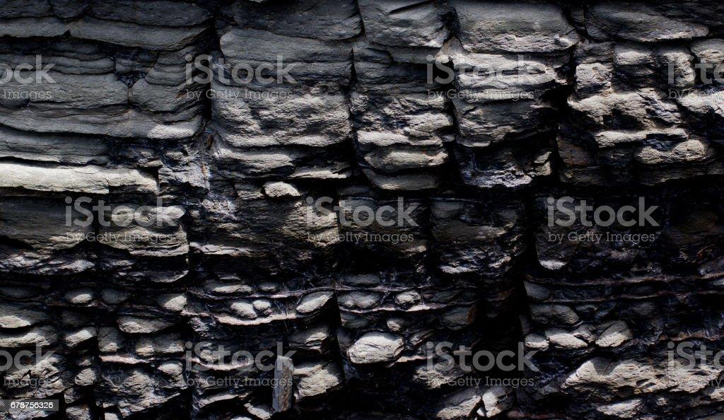 Textured Shale Background photo libre de droits
