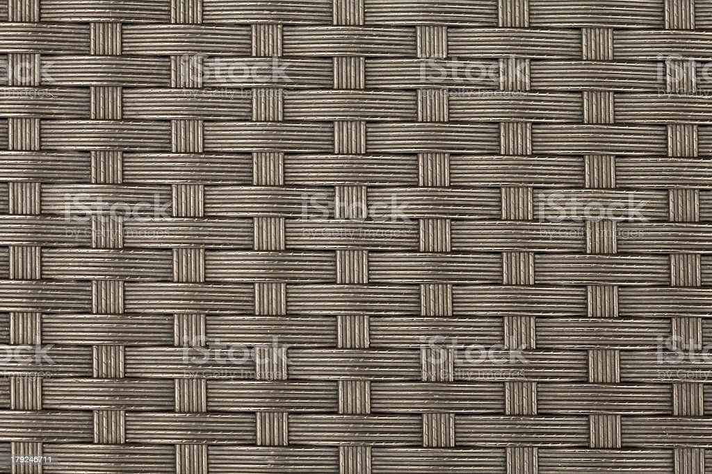 textured surface of interlaced nylon strings royalty-free stock photo