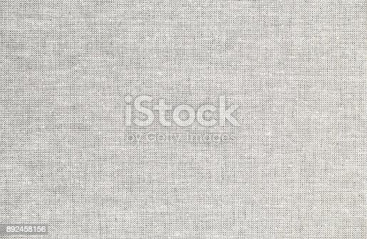 istock Textured textile linen canvas background 892458156