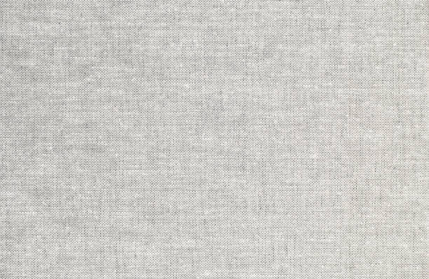 Textured textile linen canvas background stock photo