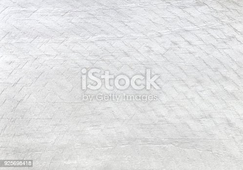 Textured white painted wall