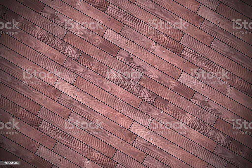 Texture piastrelle di pavimento in legno montati su finitura