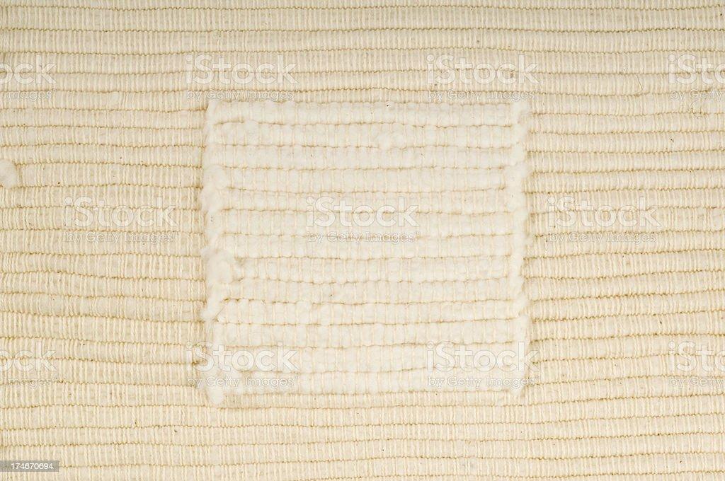 Texture-natural fabric royalty-free stock photo