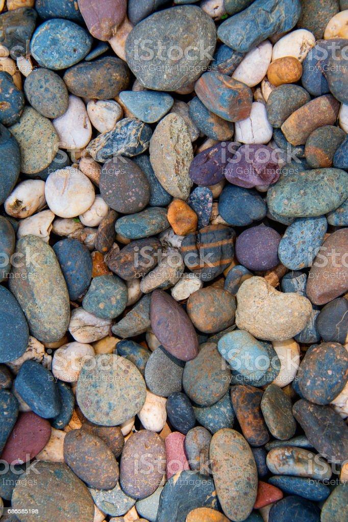 textures of stone. royalty-free stock photo