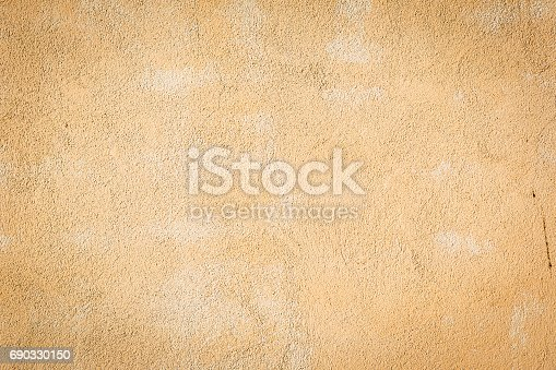 Tuscany terracotta facade background.