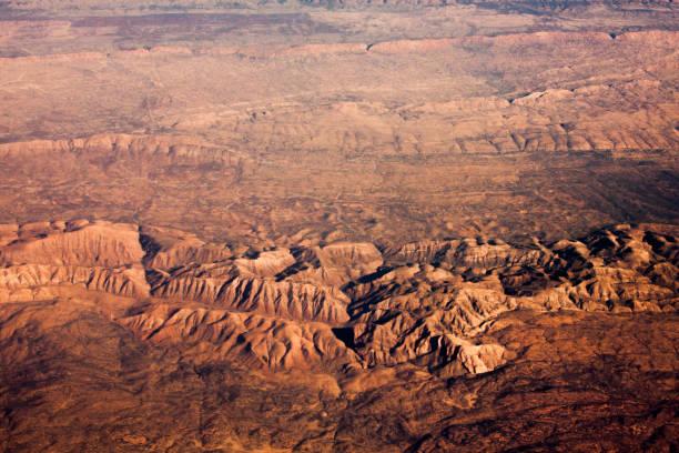 Textures of Western Australia stock photo
