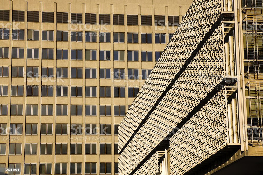 Textures On Buildings In Downtown Memphis Stock Photo & More
