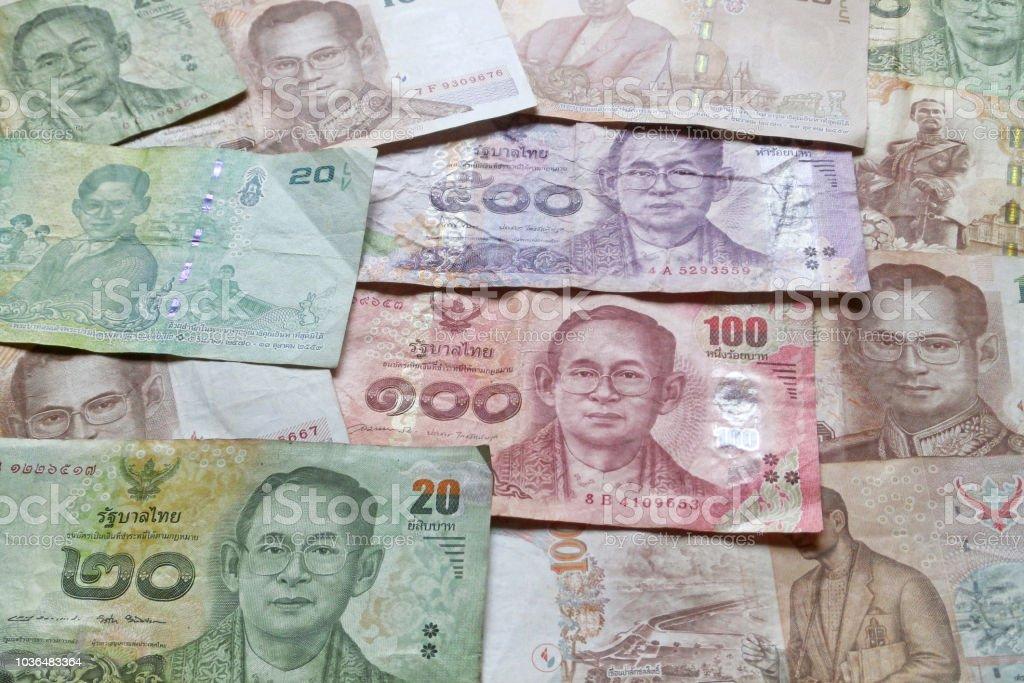 thailändischer baht