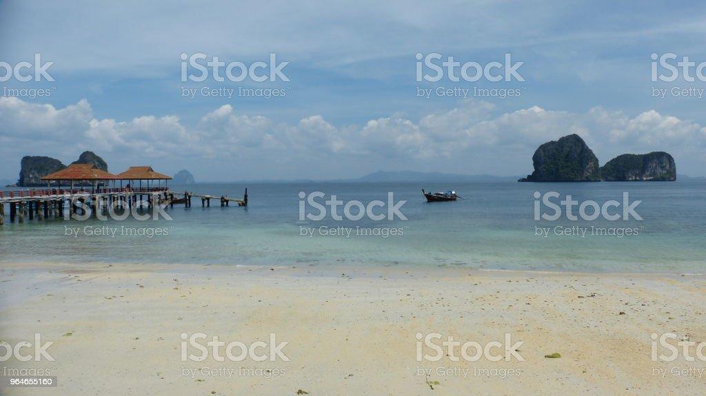 Thai beach – Foto