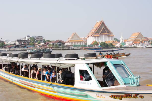 Thai-Fähre – Foto