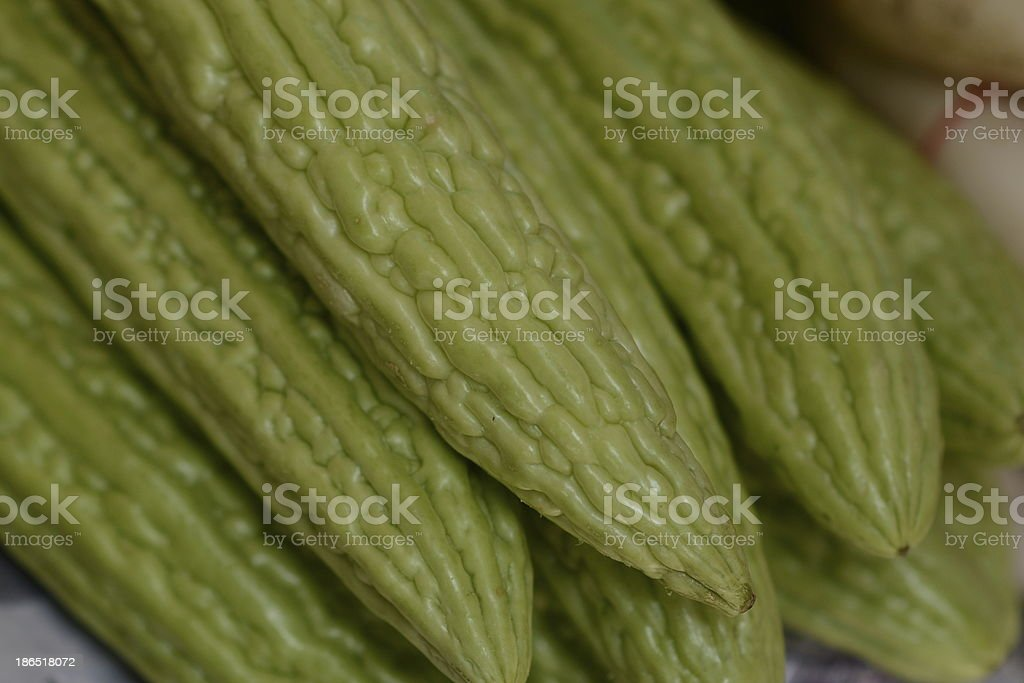 thai Gourd royalty-free stock photo