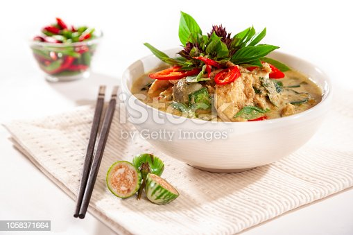 Fresh And Appetizing SE Asian Food