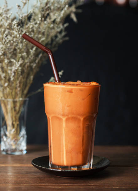 Best Thai Iced Tea Stock Photos Pictures Amp Royalty Free