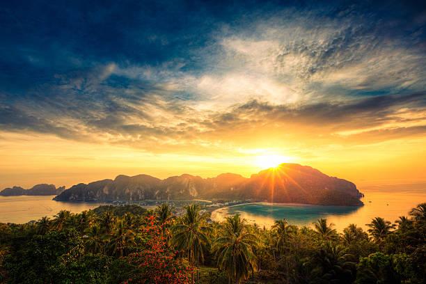 Thai Meerlandschaft – Foto
