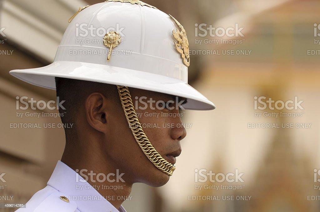 Thai-Soldaten – Foto