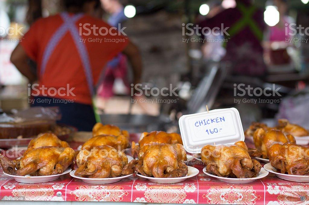 Thai street food Lizenzfreies stock-foto