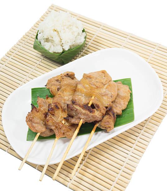 Thai-Barbecue – Foto
