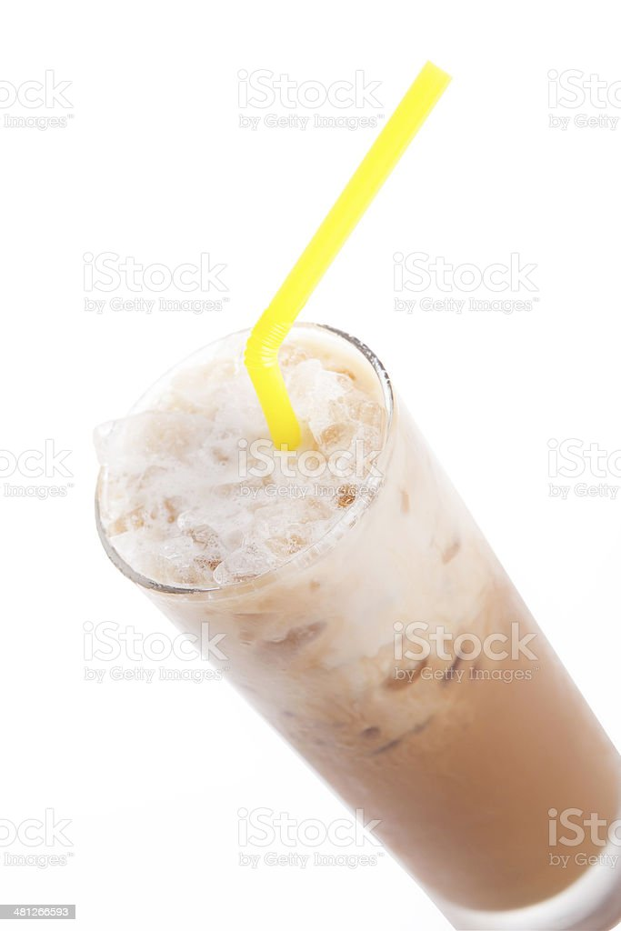Thai-Stil-Kaffee – Foto