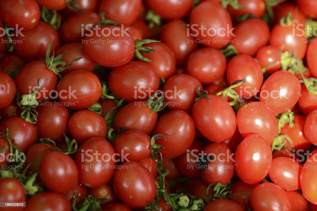Thai Tomatos royalty-free stock photo