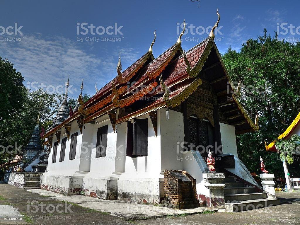 Thailand Antike Tempel Lizenzfreies stock-foto