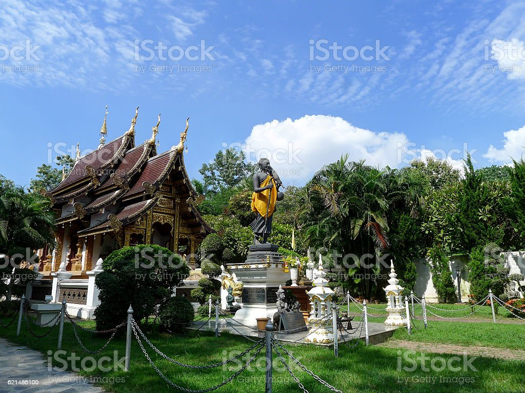 Thaïlande antique temple photo libre de droits