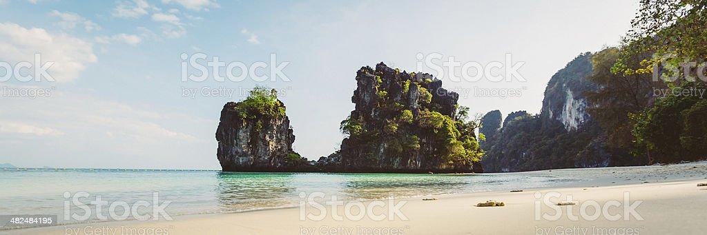Thailand Bay Tropical Island royalty-free stock photo