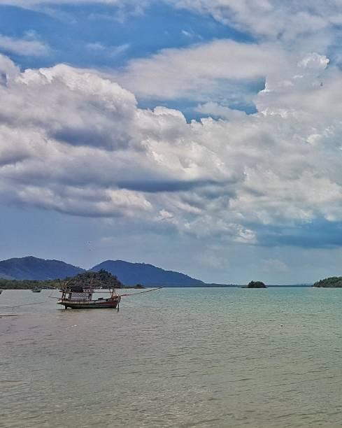 Thailand Boot Meer – Foto