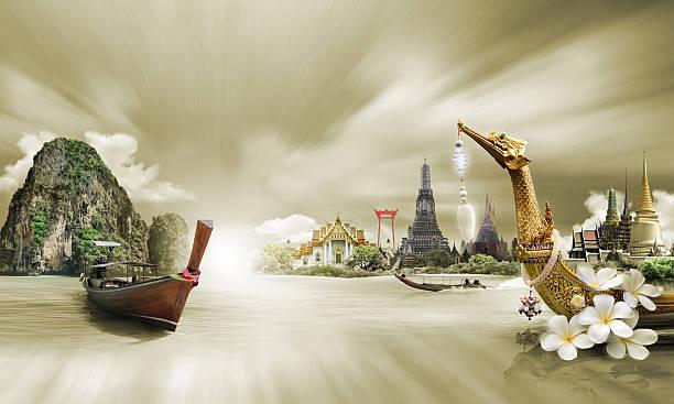 thailand, Konzept – Foto