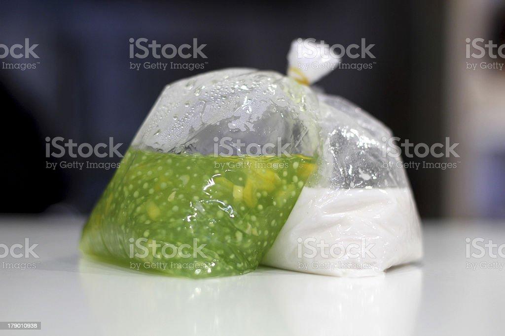 Thailand dessert. royalty-free stock photo