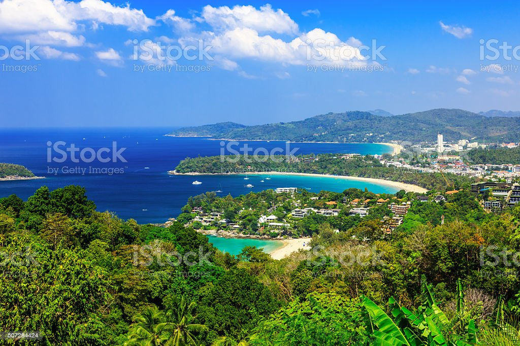 Thailand, Phuket. stock photo