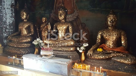 Paysage de la Thailande
