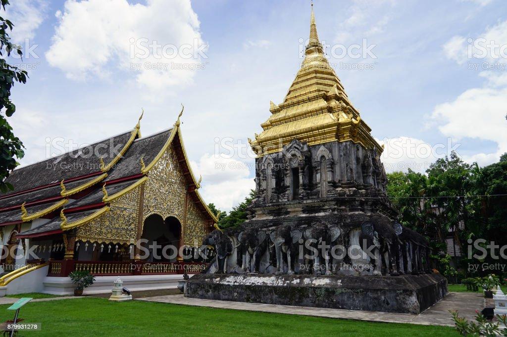 Thailand Temple Buddhism God Gold Travel Religion The Buddha stock photo