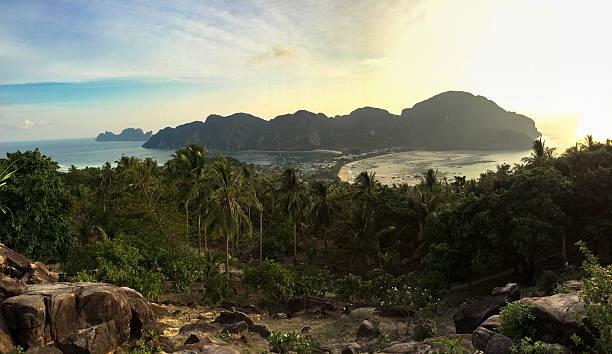 Thailand tropical island foto