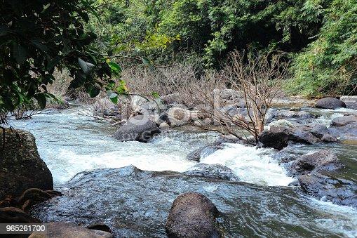 Thailand Waterfall - Stockowe zdjęcia i więcej obrazów Bez ludzi