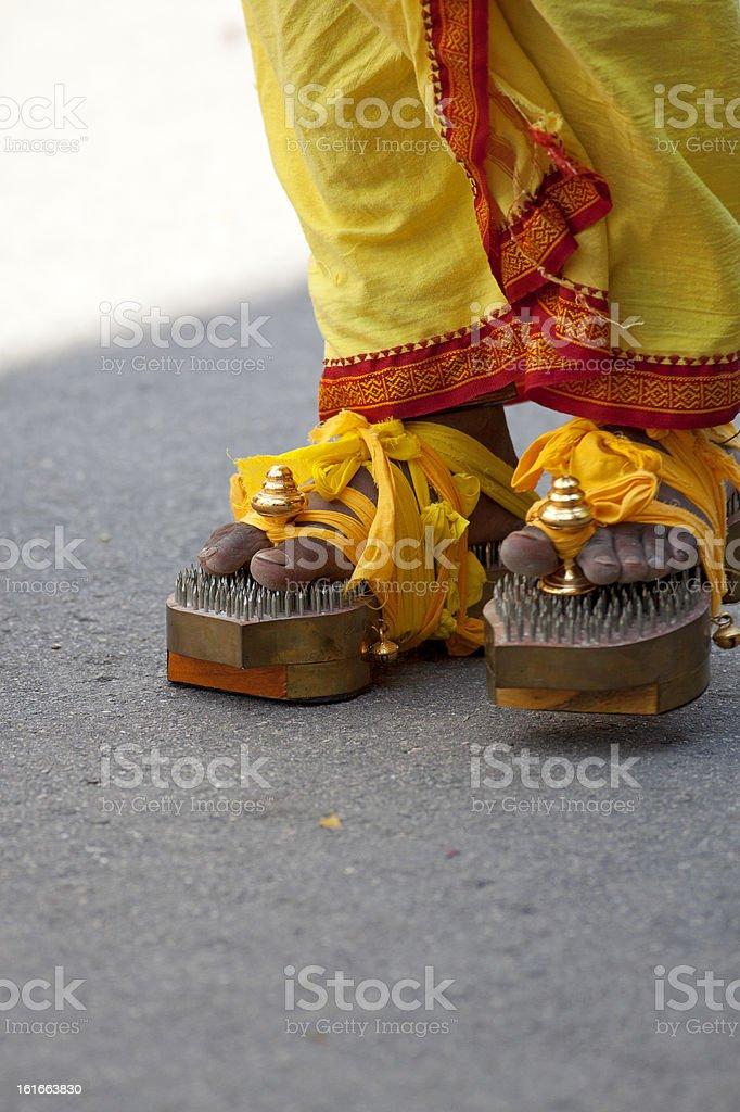 Thaipusam Festival royalty-free stock photo
