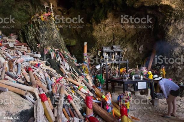 Пещера Там Пхра Нанг — стоковые фотографии и другие картинки Гора
