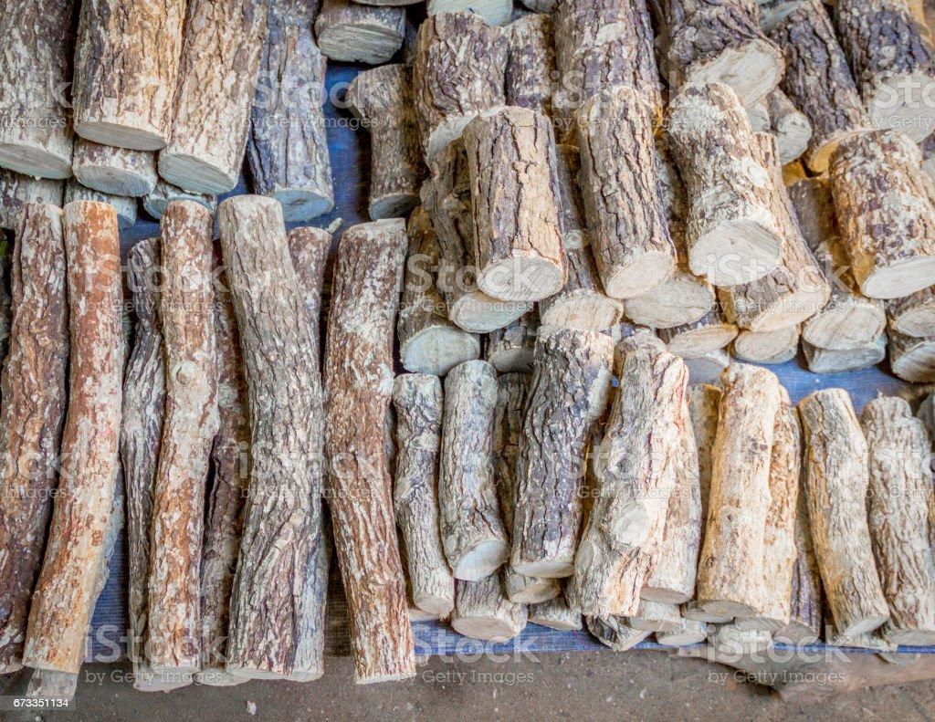 Thanaka Myanmar Wood Cosmetics Stock Photo - Download Image Now - iStock